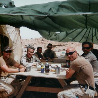 Iraq April 2003