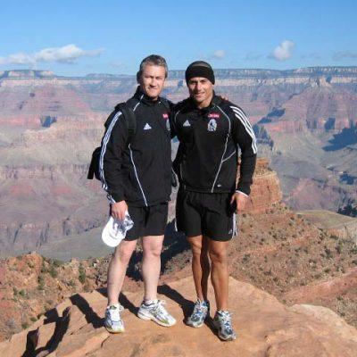 Licka and Reg Grand Canyon