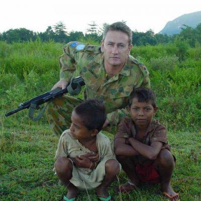 Reg Timor 2002